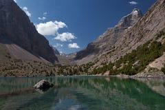Het meer van Alaudin Royalty-vrije Stock Fotografie