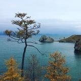 Het Meer van Baikal Stock Afbeeldingen