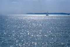 Het meer van Balaton Royalty-vrije Stock Afbeeldingen