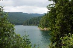 Het meer van Bolboci Royalty-vrije Stock Foto's