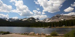 Het meer van Brainard - Colorado Stock Foto's