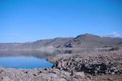 Het meer van Colorado Springs stock foto's