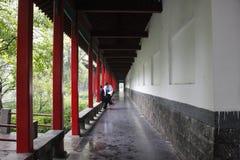 Het meer van DA Ming Stock Foto's