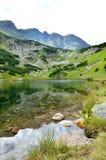 Het meer van de berg Royalty-vrije Stock Fotografie