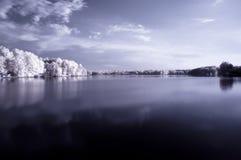 Het Meer van de Berg van Smith royalty-vrije stock foto's