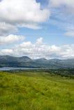 Het meer van de bergmening Royalty-vrije Stock Afbeeldingen
