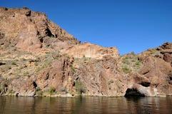 Het Meer van de canion, Arizona stock foto's