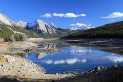 Het meer van de geneeskunde Royalty-vrije Stock Foto's