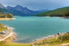 Het meer van de geneeskunde Stock Fotografie