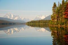 Het meer van de keerder Stock Afbeeldingen