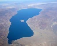 Het Meer van de piramide, Nevada royalty-vrije stock fotografie