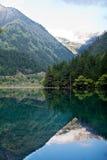 Het meer van de spiegel Royalty-vrije Stock Afbeelding