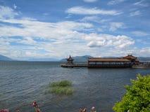 Het Meer van Erhai Stock Fotografie