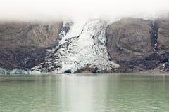 Het meer van Eyjafjallajokull (IJsland) Royalty-vrije Stock Foto