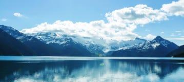 Het Meer van Garibaldi stock foto
