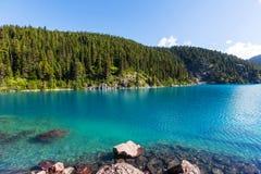 Het Meer van Garibaldi royalty-vrije stock foto
