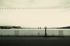 Het meer van Genève Royalty-vrije Stock Afbeeldingen