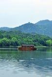 Het Meer van het Westen van Hangzhou Royalty-vrije Stock Afbeelding