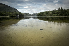 Het meer van Ierland Royalty-vrije Stock Foto's