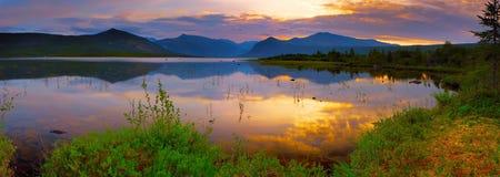Het meer van Jack Londen Royalty-vrije Stock Afbeelding