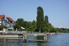Het Meer van Konstanz stock fotografie