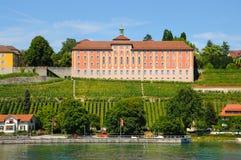Het Meer van Konstanz stock foto