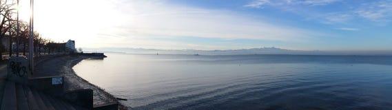 Het Meer van Konstanz Royalty-vrije Stock Afbeeldingen