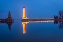 Het Meer van Konstanz Stock Afbeelding