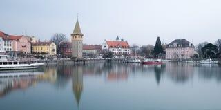 Het Meer van Konstanz Stock Foto's