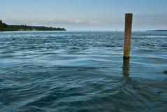 Het Meer van Konstanz Duitsland Stock Foto