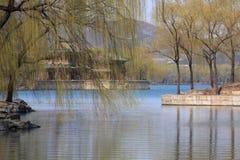Het Meer van Kunming Royalty-vrije Stock Foto's