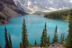 Het meer van Mordine Royalty-vrije Stock Foto's