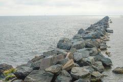 Het meer van Ontario schommelt de stad in Stock Afbeelding