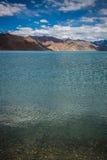 Het meer van Pangong Royalty-vrije Stock Afbeelding