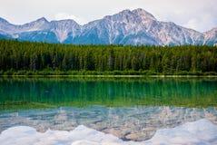 Het meer van Patricia in Jaspis Royalty-vrije Stock Foto's