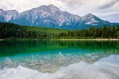 Het meer van Patricia in Jaspis Royalty-vrije Stock Foto