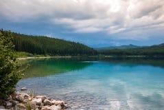 Het meer van Patricia in Jaspis Royalty-vrije Stock Fotografie