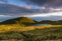 Het meer van Peixinho stock fotografie