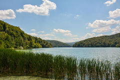 Het meer van Plitvice Royalty-vrije Stock Afbeelding