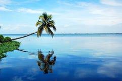 Het Meer van Punnamada Royalty-vrije Stock Afbeeldingen