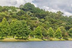 Het meer van Saobernardo Stock Afbeelding