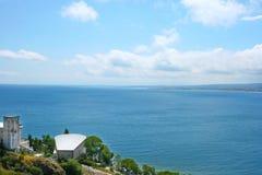 Het meer van Sevan Royalty-vrije Stock Foto's