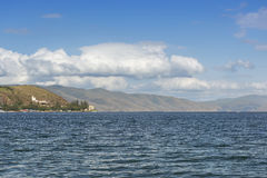 Het meer van Sevan Royalty-vrije Stock Fotografie