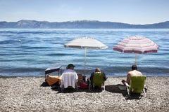 Het meer van Tahoe royalty-vrije stock afbeeldingen