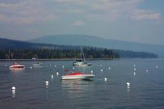 Het meer van Tahoe stock fotografie