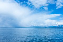 Het meer van Tahoe royalty-vrije stock foto's