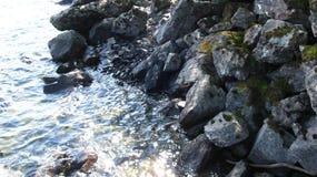 Het meer van Teletskoye Stock Afbeelding