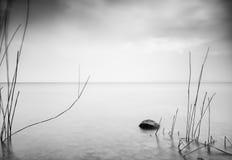 Het meer van Tha in de ochtend Royalty-vrije Stock Afbeelding