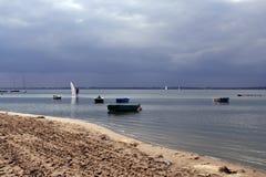 Het meer van Turawa stock fotografie