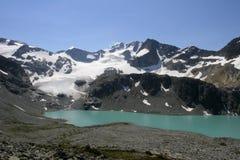 Het meer van Wedgemount Royalty-vrije Stock Foto